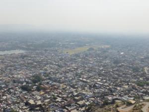 Old city of Jaipur